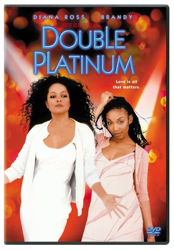 DOUBLE PLATINUM BY ROSS,DIANA/BRANDY (DVD)