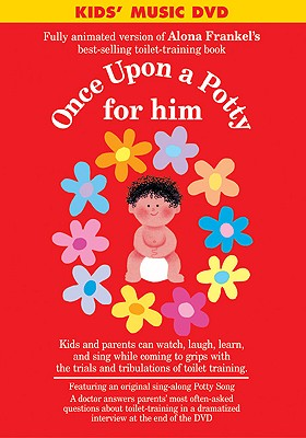 [DVD] Once Upon a Potty for Him By Frankel, Alona